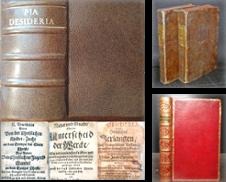 Alte Drucke des 18. Jahrhunderts Sammlung erstellt von Antiquariat Kretzer