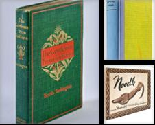 Modern Firsts Sammlung erstellt von Fine Editions Ltd