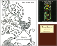 Anglo-Saxon Studies Curated by Ancient World Books