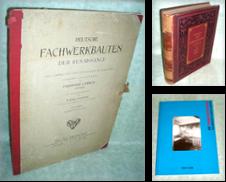 Architektur (Bauwesen) Sammlung erstellt von Antiquariat  Löwenstein