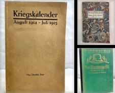 1. Weltkrieg Sammlung erstellt von Antiquariat Bäßler