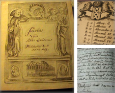 18th Century Manuscript Curated by M Benjamin Katz FineBooksRareManuscripts
