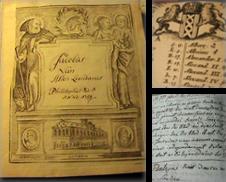 18th Century Manuscript de M Benjamin Katz FineBooksRareManuscripts