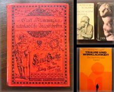 Biographie Sammlung erstellt von Buchhandlung Euchler & Antiquariat