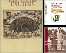 Buchwesen Sammlung erstellt von Antiquariat Jürgen Lässig