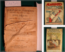 Almanacchi Di Studio Bibliografico Restivo Navarra