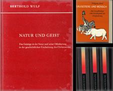 Antroposophie Sammlung erstellt von Versandantiquariat Sylvia Laue