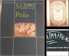 Catálogo de Librería La Trastienda