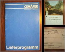 Eisenbahn Schifffahrt Luft- und Raumfahrt Sammlung erstellt von Antiquariat OldieWeb Thüringen