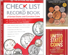 Coins Curated by Collector Bookstore