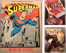 Comics Curated by Cosmic Express Books