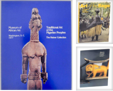 African Art Curated by Jeff Hirsch Books, ABAA