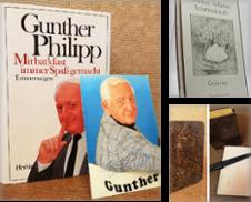 Belletristik & Biographien Sammlung erstellt von Antiquariat Unterberger Online