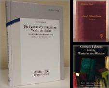 Literatur Sammlung erstellt von Antiquariat suum cuique