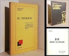 Anarchismo Sammlung erstellt von AU SOLEIL D'OR Studio Bibliografico