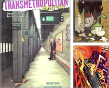 Graphic Novels Curated by J. Jay Johnson, Bookseller