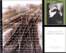 Antisemitismus (Holocaust) Sammlung erstellt von Antiquariat Kalyana