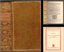Generale Di Libri Antichi e Rari di A. Castiglioni