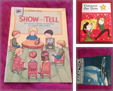 Activity Books Curated by Betty Mittendorf /Tiffany Power BKSLINEN