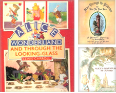 Alice in Wonderland Curated by Nanny's Web