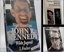 Biographie Sammlung erstellt von Antiquariat Unterberger Online