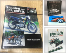 Automobiles & Vehicles Curated by 84 Charing Cross Books