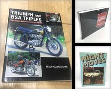 Automobiles & Vehicles Sammlung erstellt von 84 Charing Cross Books