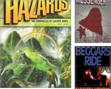 Science Fiction Curated by Bailey Bonzo Books