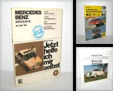 Automobile Sammlung erstellt von buecheria, Einzelunternehmen