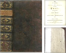 Alte Drucke Sammlung erstellt von Antiquariat Axel Kurta