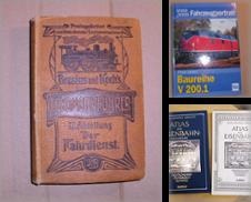 Eisenbahn Sammlung erstellt von Hadler Antiquariat