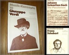 03. Musik-Konzepte Die Reihe über Komponisten Hg von Heinz-Klaus Metzger und Rainer Riehn Sammlung erstellt von Musikalien Petroll