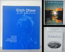 Baden-Württemberg Sammlung erstellt von Buch- und Kunstantiquariat Thümbal