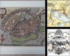 Ansichten und Karten (Welt) Sammlung erstellt von Antiquariat Daniel Schramm e.K.