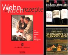 Essen & Trinken Sammlung erstellt von Goethe & Companie