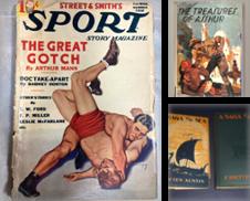 Action & Adventure Sammlung erstellt von biblioboy