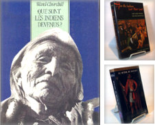 Amérindiens / American Indians Curated by Librairie à la bonne occasion
