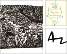 Belletristik von A bis K Sammlung erstellt von Antiquariat Frank Albrecht (VDA/ILAB)