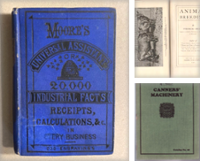 Agriculture, Farming, Gardening Curated by The Maine Bookhouse