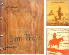Americana (Cowboy Songs, Poetry, Humor) Curated by The Book Faerie