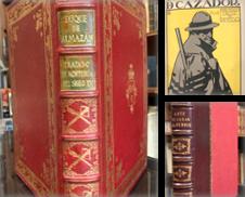 CAZA Proposé par Librería García Prieto