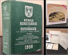 Landeskunde Sammlung erstellt von Antiquariat Steinberg