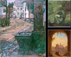 Gemälde / paintings Sammlung erstellt von Galerie Joseph Fach GmbH