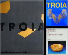 Archäologie Sammlung erstellt von prograph® gmbH