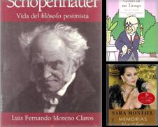 Biografías, Memorias y Autobiografías de Pepe Store Books