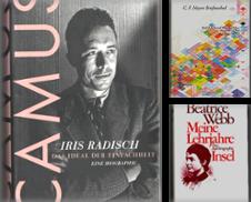 Biographien Sammlung erstellt von Antiquariat Das Zweitbuch, Berlin