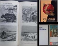 Atlanten Sammlung erstellt von Antiquariat  Alfred Tauchnitz