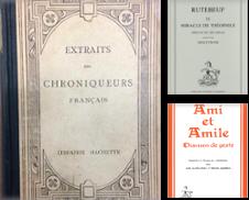 Ancien Français Proposé par Librairie Remy