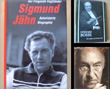 Biographien Sammlung erstellt von Antiquariat BücherParadies