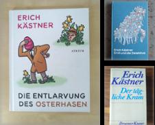 Erich Kästner Sammlung erstellt von Versandantiquariat Cornelius Lange